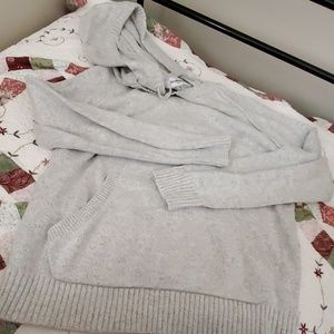 NWOT Goodfellows & Co. Grey sweater hoodie M